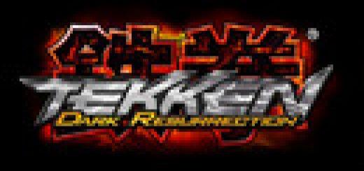 tekken 5 dark resurrection psp save data