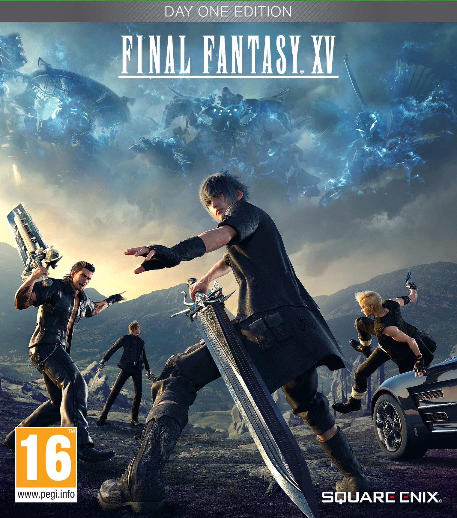 PC Final Fantasy XV 100% Game Save | Save Game File Download
