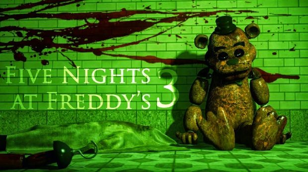 Five nights at freddys 3 download fnaf 3 pc.