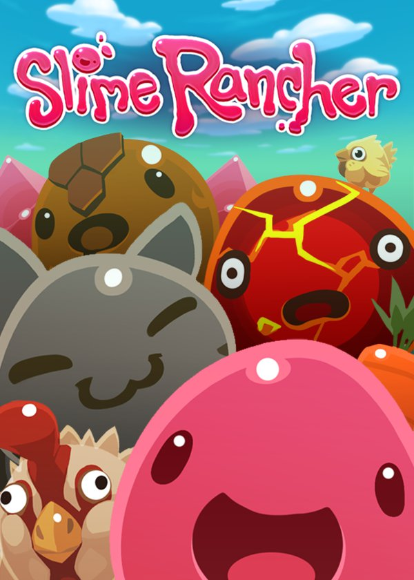 Slime rancher save file every slime