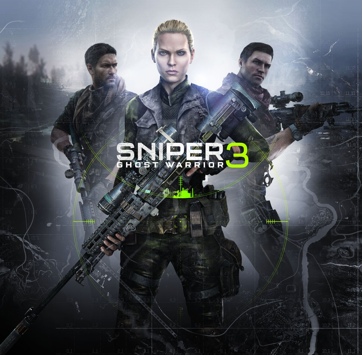 PC Sniper: Ghost Warrior 3 Game Save | Save Game File Download