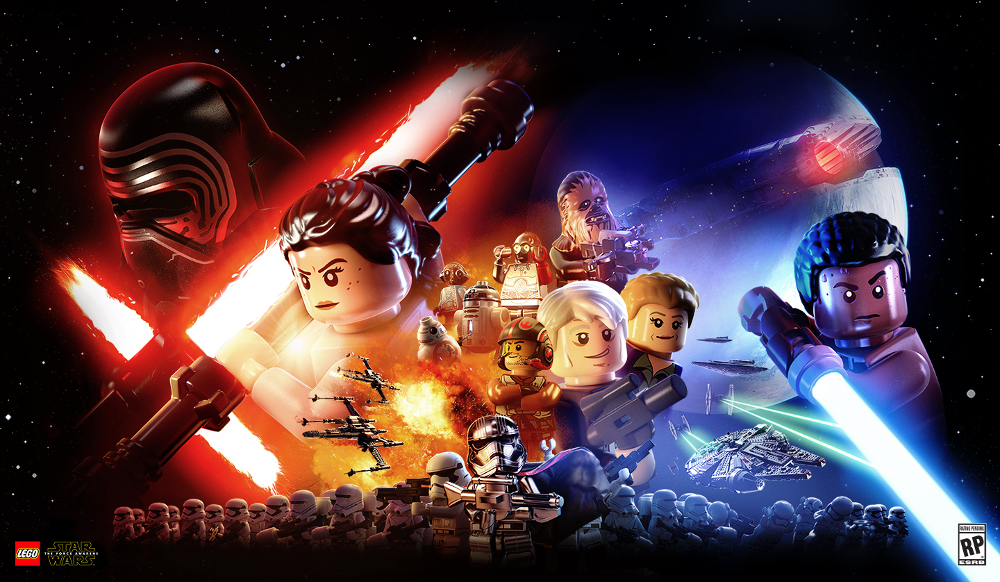 Pc Lego Star Wars The Force Awakens 100 Game Save Save Game File